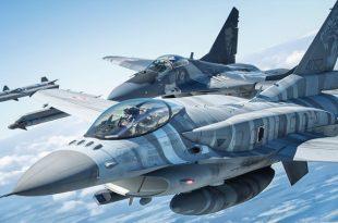 Real Dogfight videos of F-16 vs MIG-29 - Viper vs Fulcrum