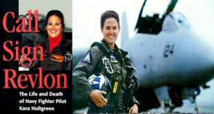 Tribute to Lt. Kara Spears Hultgreen First female pilot died in F-14 crash