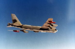 When a US Bomber Jet Crashed in Greenland—With 4 Nukes on Board