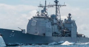 US sends warships in territorial waters of Paracel Islands claimed by China