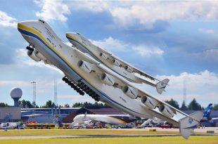 Top 5 Videos of World Biggest Airplane Antonov An-225 Mriya on YouTube