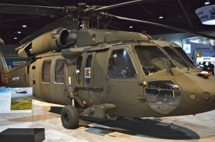 Know about Sikorsky UH-60M Black Hawk helicopter
