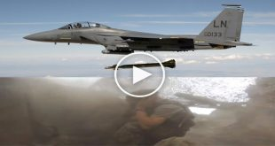 US fighter jet Accidentally Dropped 500 Pound Bomb on its own Soldiers