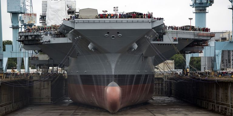 List of New Aircraft Carriers That Are Under Construction
