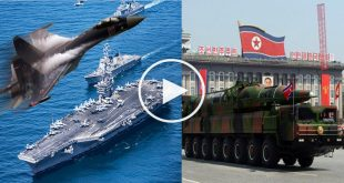 Can North Korea Sink a united states navy Aircraft carrier