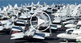 When An Aircraft Carrier Goes To War