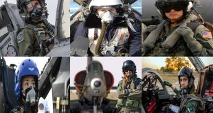 Photo of Beautiful Female Fighter jets pilots