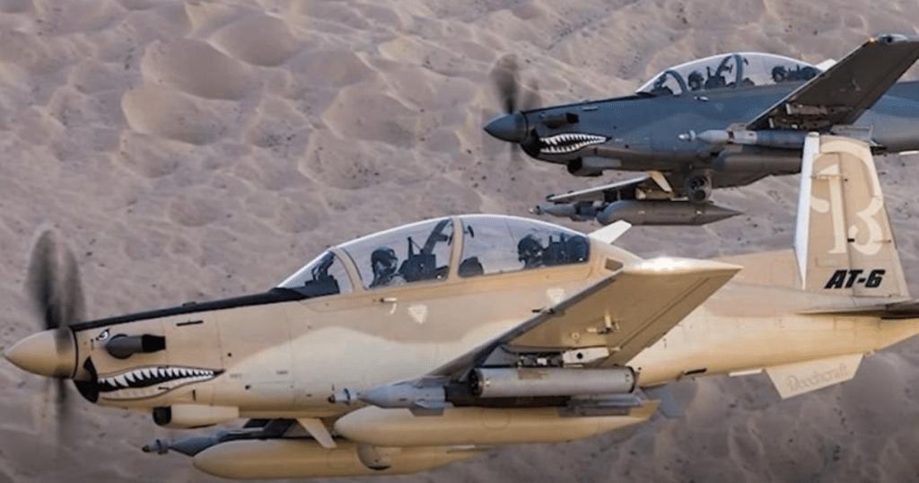 USAF's OA-X light attack programme