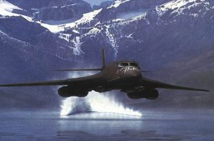 10 Reasons why the Rockwell B-1 Lancer is a BADASS Bomber