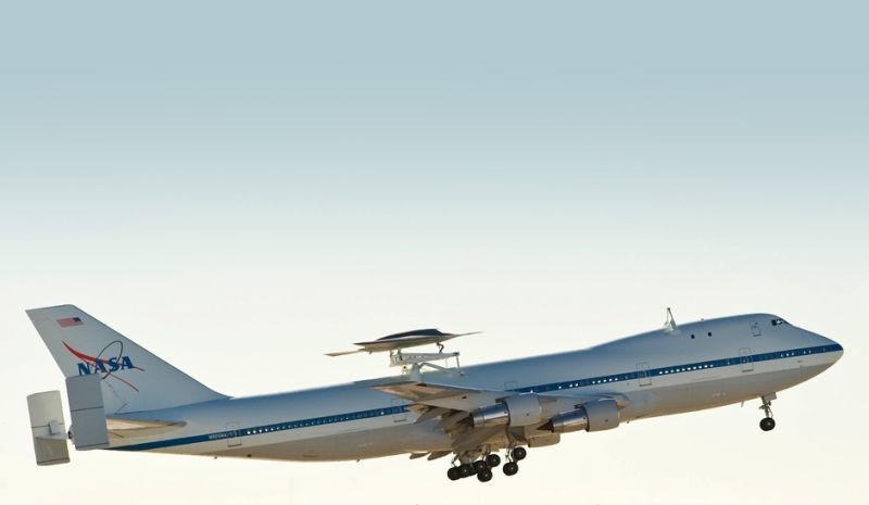 SCA to transport phantom ray UCAV