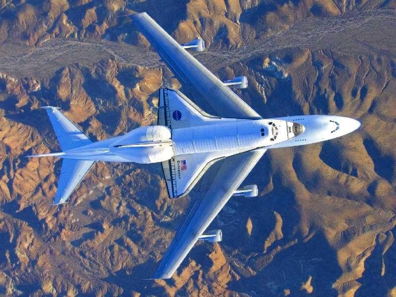 Facts aboutNASA's Shuttle Carrier Aircraft