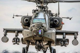 US approves sale of 6 more Apache attack choppers to India