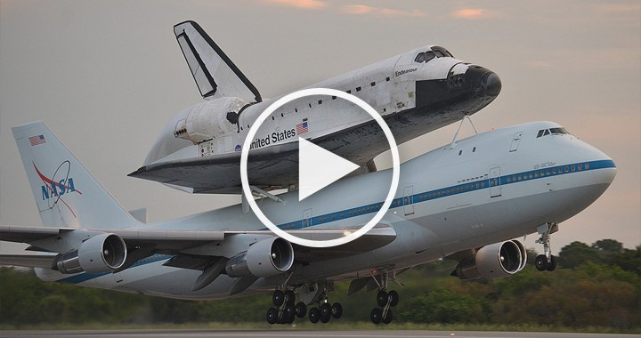 Facts about NASA's Shuttle Carrier Aircraft