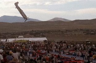 2011 Reno Air Races Disaster fourth-deadliest airshow disaster