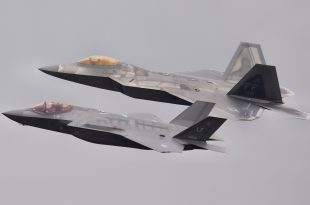 Two U.S. Air Force Fifth-Generation Fighter Jet From Eglin Air Force Base Has Crashed In Last Four Days