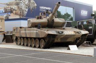 uropean Main Battle Tank (EMBT)