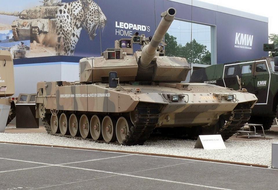 European Main Battle Tank (EMBT