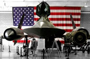 The story of the only SR-71C ever built - Half YF-12 and half SR-71