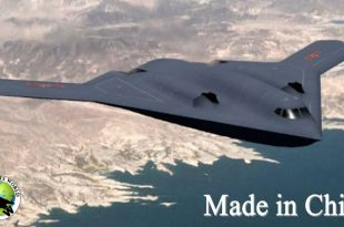 China New Xian H-20 stealth Bomber: A Copy of U.S. Air Force B-2 Spirit Bomber