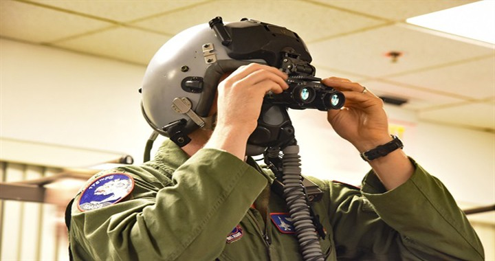 "New ""Digital Eye Piece"" for U.S. Fighter Pilots for Night operations"