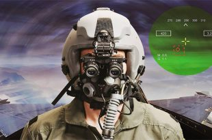 """New """"Digital Eye Piece"""" for U.S. Fighter Pilots for Night operations"""