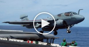 EA-6B Prowler Cold Cat Ejection
