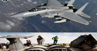 U.S F-15 fighter jet crashes into sea off Okinawa