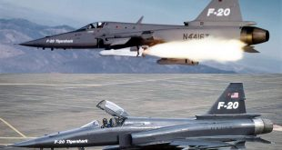 F-20 TIGERSHARK fighter jet crash video