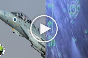 First F-15 Kill in Air-Air combat
