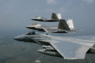 Four F-15s and four F-22s managed to shoot down 41 Fighters jets During Mock Combat