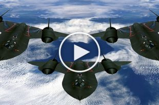 Greatest Sonic Boom Ever Setup by Using Three SR-71 Listen to Audio Recording