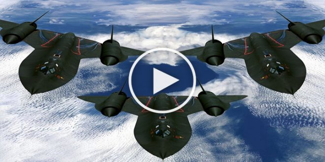 Greatest Sonic Boom Ever Setup by Using Three SR-71 Listen ...