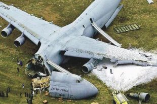 Why do planes crash? Here are the five most common causes of planes crash