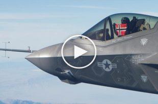Norwegian F-35 Spy on its Owner Send Sensitive Data Back to U.S.A.