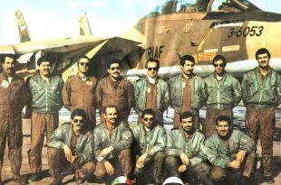 Iran Lost 67 pilots in Friendly Fire during 1980 Iran-Iraq War