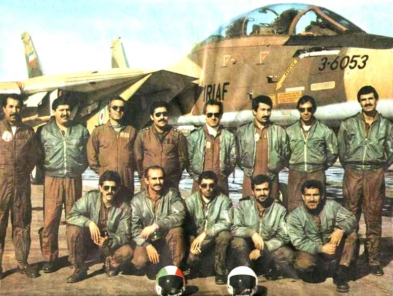 Iran Lost 67 pilots in Friendly Fire during 1980 Iran-Iraq War