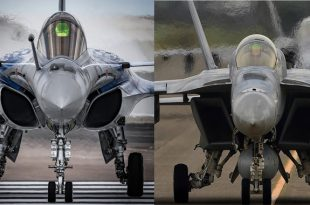 Dassault Rafale v/s Boeing F/A-18E/F Super Hornet