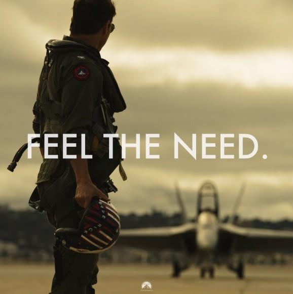 Top Gun sequel filming underway - Maverick With his FA-18 Super Hornet