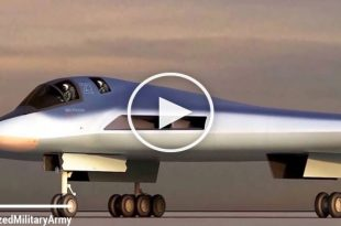 Russia New Tu-160M2 Super Bomber Could Be NATO's Worst Nightmare
