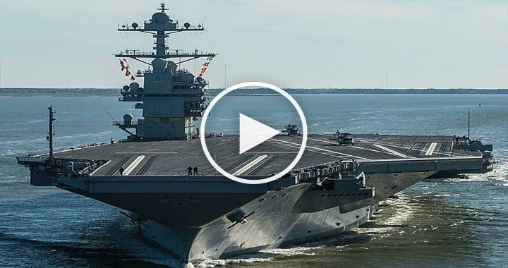 Problems with Navy New $13 Billion USS Gerald R. Ford ...