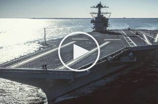 Problems with Navy New $13 Billion USS Gerald R. Ford Supercarrier