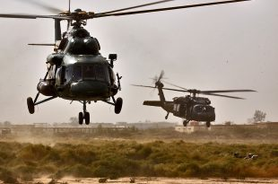 Afghanistan's Black Hawks UH-60s are less capable than the old Mi-17