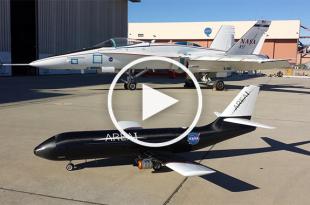 Fold Wings Aircraft