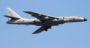 Xian H-6 bomber