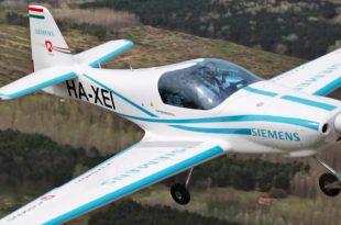 Siemens Magnus eFusion electric plane crashed