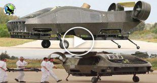 Cormorant UAV Self Flying Rescue Vehicle 1