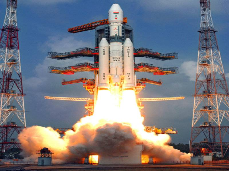 Indian Space Research Organisation (ISRO) launches IRNSS-1l Navigation Satellite Aboard The Polar Satellite Launch Vehicle - C41 from Sriharikota, Andhra Pradesh