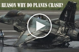Five Reason Why do planes crash?