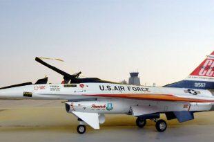 YF-16CCV: F-16 Fighting Falcon Variant