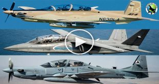 Three Light Attack Planes that Might Replace A-10 Warthog